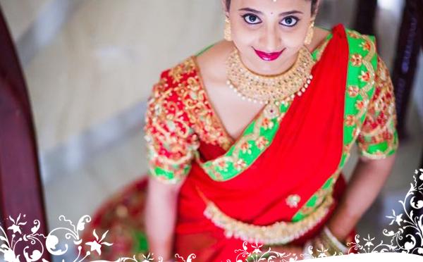Beautiful Makeup for Bride