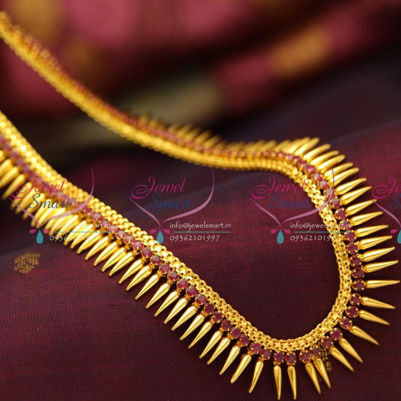 One Gram Gold Jewellery Designs | Fashionworldhub