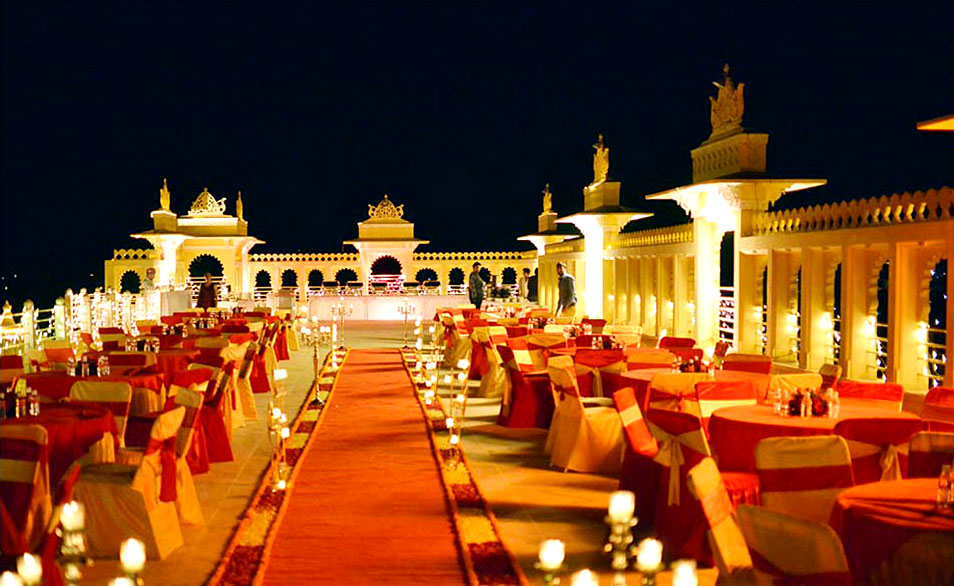 Top 10 most expensive wedding venues fashionworldhub for Popular destination wedding locations