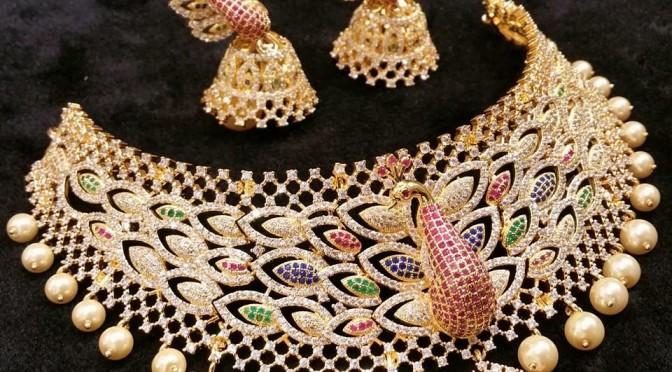 Beautiful one Gram gold Designs