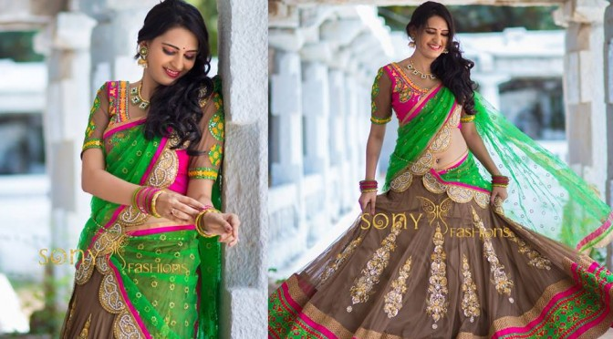 Top 10 Fashion Boutique stores in Hyderabad – lehenga Designs