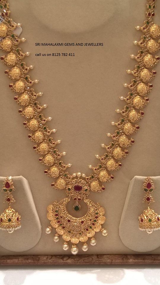 Top Kasulaperu Necklace Designs In Gold Fashionworldhub