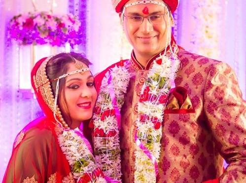 Rasna Girl Ankita wedding
