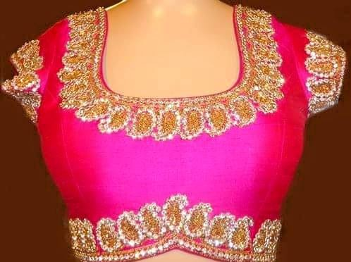 Beautiful Ready made designer blouses