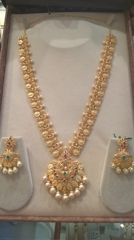 Top Kasulaperu Necklace Designs In Gold Fashionworldhub
