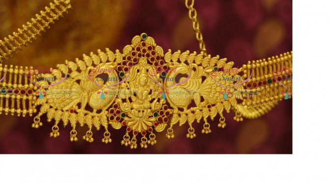 One gram Gold Designs – vaddanam