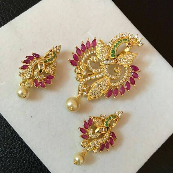 chain and pendent from divi fashion -1050- Mobile number 095661 68803
