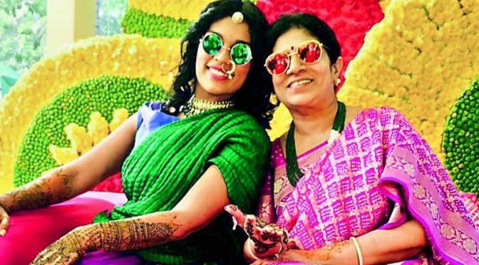 Chiranjeevi's daughter Sreeja Mehandi function photos!