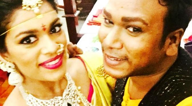 Chiranjeevi Daughter Sreeja Wedding Makeup Artist is Sandy Artist