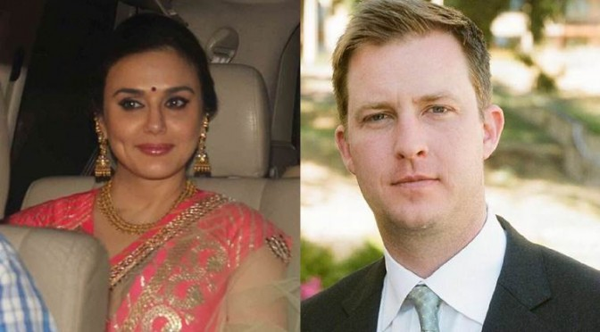 Preity Zinta Confirms her Marriage with Gene