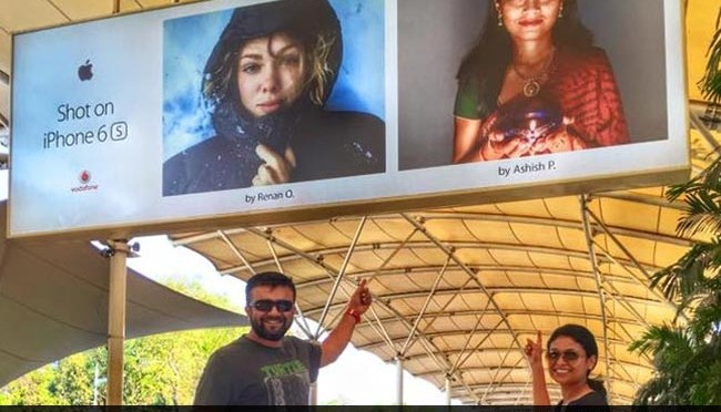 Bengaluru Man's iPhone 6s Photo Of Wife Is Now A Global Apple Ad