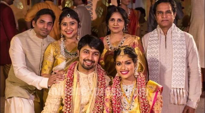 chiranjeevi daughter sreeja wedding photos fashionworldhub