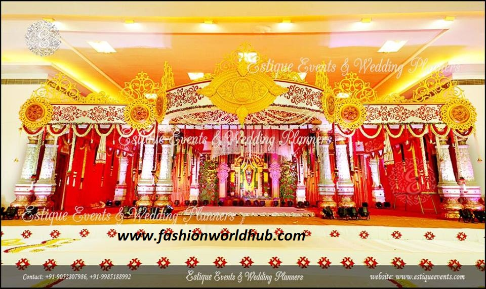 Mandap Decoration Fashionworldhub