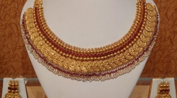Light Weight Gold Kasulaperu design