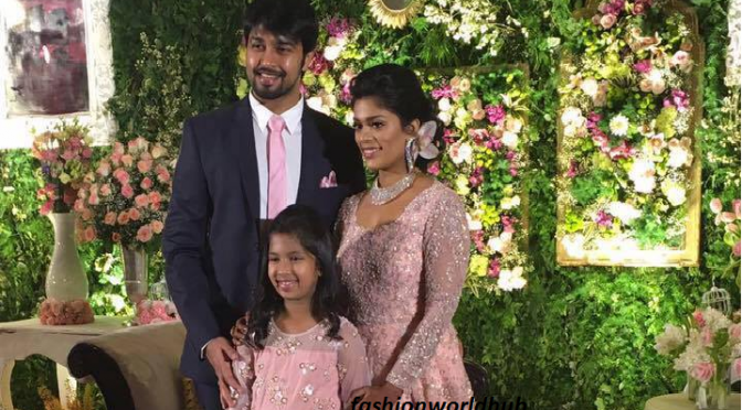 Chiranjeevi daughter Sreeja unseen wedding pictures.