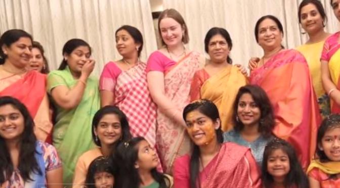 Pawan Kalyan 3rd Wife Anna Lezhneva In Sreeja Marriage