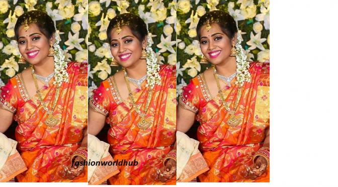 kanjeevaram wedding sarees- Vidhatri
