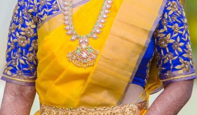 10 Designer wedding blouses for less than 5000 Rs | Fashionworldhub
