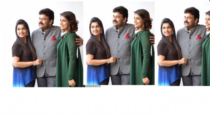 Mega Star Chiranjeevi Family unseen pictures