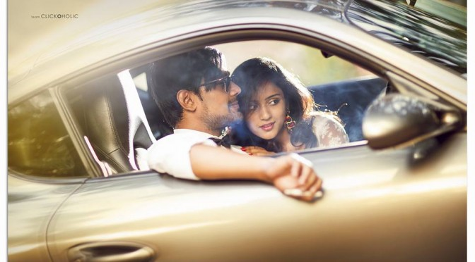 Pre Engagement pictures of Varun sandesh and vithika