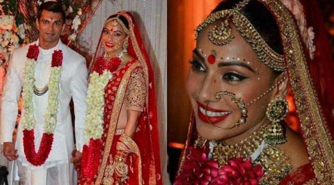 Wedding Pictures of Karan Singh Grover And Bipasha Basu