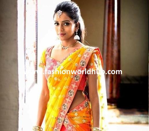 fashionworldhub-sarees & lehanga