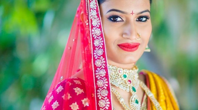 Beautiful South Indian Brides