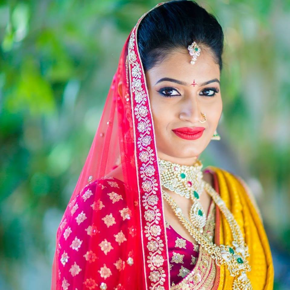 bridal makeup | Fashionworldhub