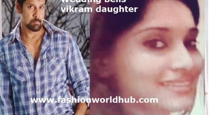 Wedding Bells Vikram(Remo)  Daughter
