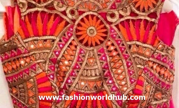 Designer Blouses – Ready made