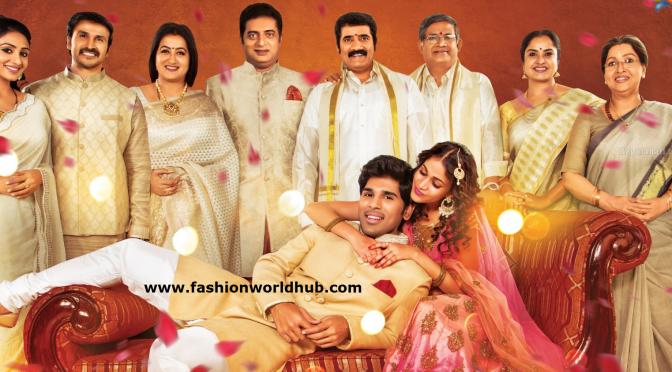 Stills in Srirastu Subhamastu Movie