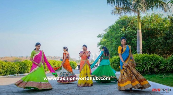 Lehenga Honi collections from famous fashion designers