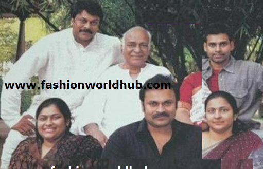 Father's day Special Photos -Tollywood stars