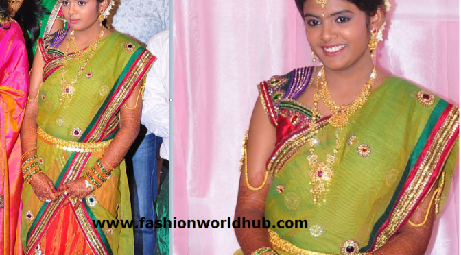 Puri Jagannadh daughter in Halfsaree