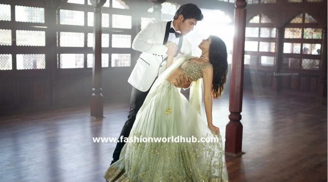 Lavanya Tripathi & Allu Sirish in Srisastu Subhamastu Movie