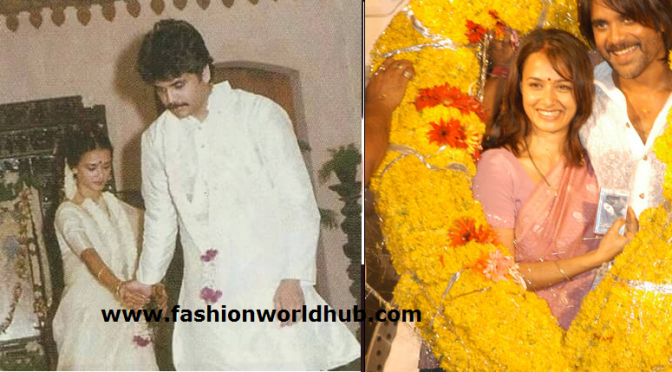 Happy Wedding Anniversary to Nagarjuna & amala
