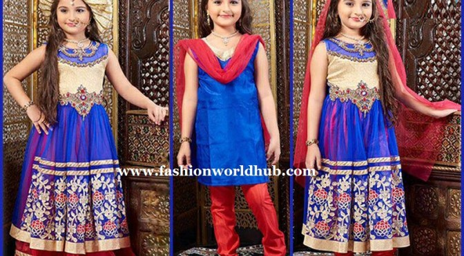 Kids – 3 in one dress ~Fashionworldhub~