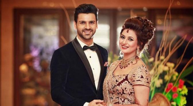 Divyanka And Vivek's Wedding Reception Photos