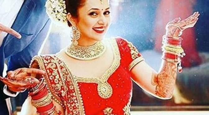 Divyanka Tripathi and Vivek Dahiya's Wedding clicks