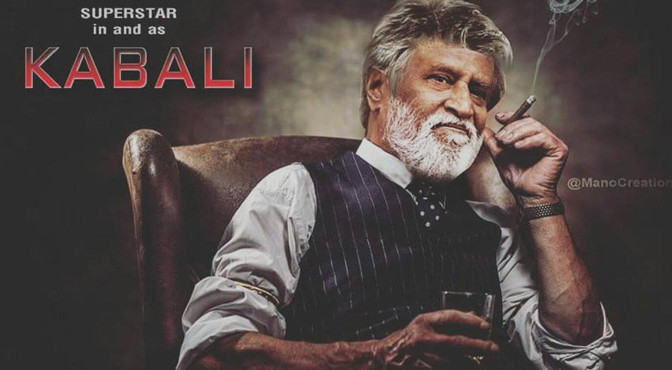Kabali frenzy spreads, ticket prices soaring