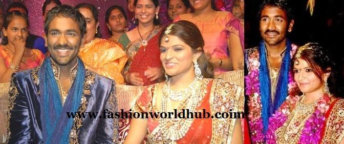 70 Crores Gift – Manchu Vishu & Veronicca- Big fat wedding