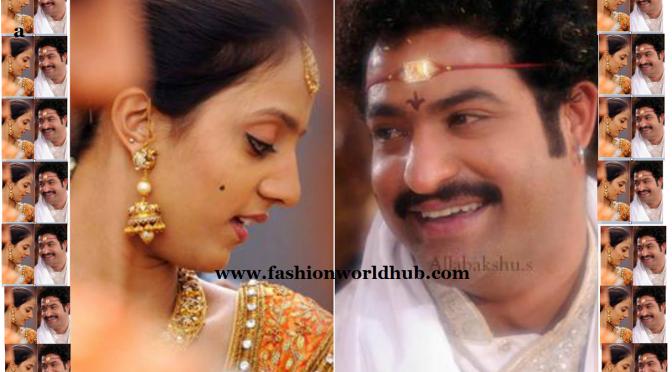 JR Ntr & Pranathi Nandamuri Wedding photo