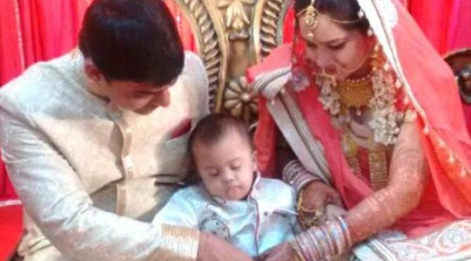 Kudos! to Aditya tiwari! India's First Ever Single Dad