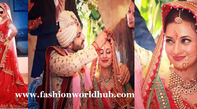 Divyanka Tripathi and Vivek Dahiya's Wedding