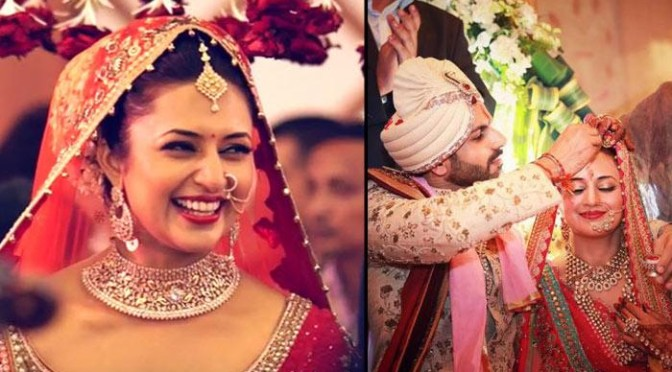 Finally! Divyanka And Vivek's Wedding Trailer video released
