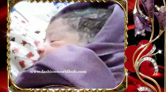Cute little Princes Sravana bhargavi baby photos
