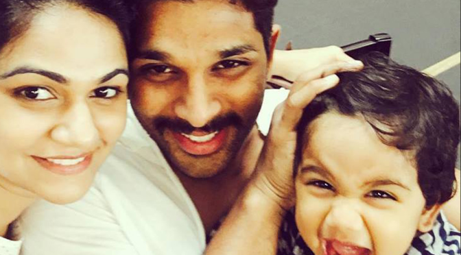 Allu Arjun All Set To Welcome Second Child