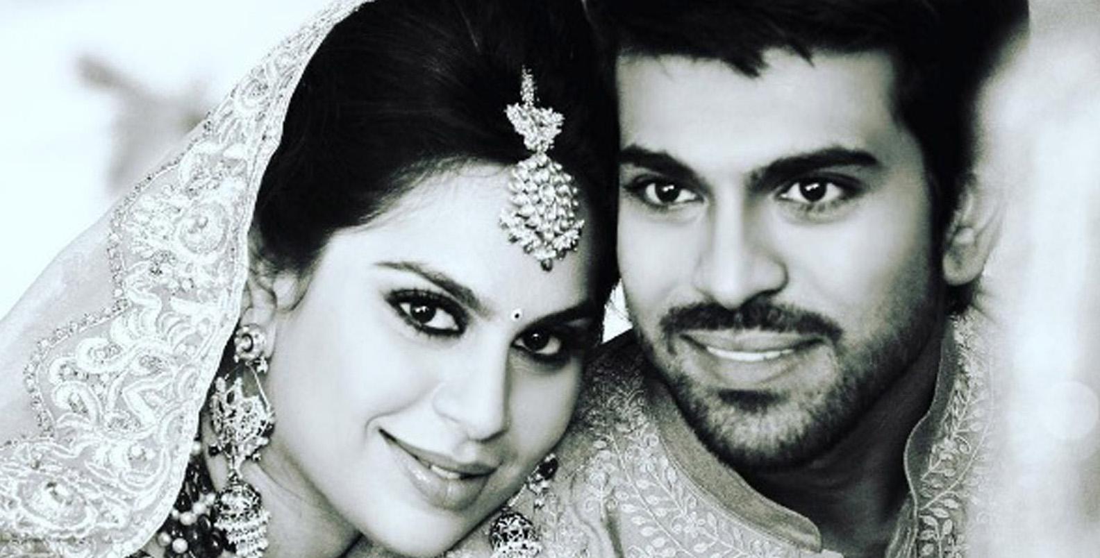 Ram Charan Amp Upasana Unseen Wedding Pictures