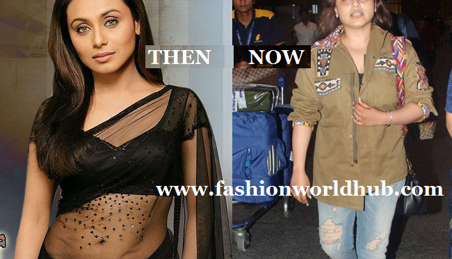 Rani Mukerji's public Appearance After Adira's Birth
