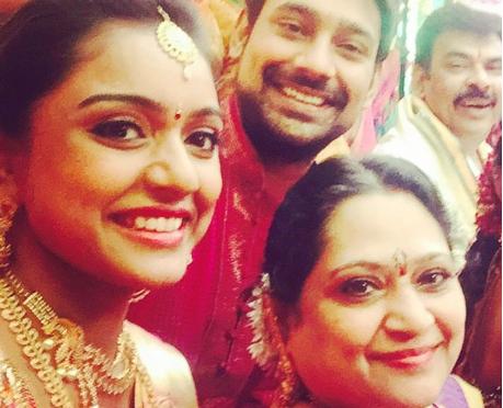 Attha , Kodalu & Varun sandesh Selfie photo